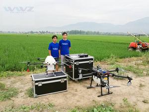 """参加""""汉中市水稻重大病虫害防控现场会"""""""